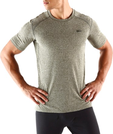 REI Lightweight Base Layer Crew T-Shirt