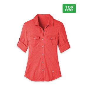 photo: Stio Divide Shirt hiking shirt