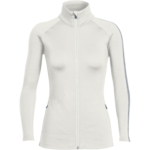 photo: Icebreaker Affinity Long Sleeve Zip long sleeve performance top