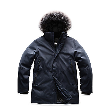 photo: The North Face Defdown Parka GTX down insulated jacket