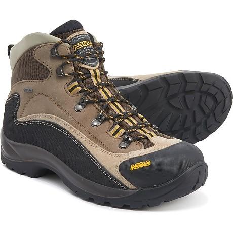 photo: Asolo FSN 95 GTX hiking boot