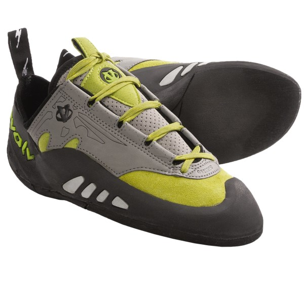 photo: evolv Geshido climbing shoe