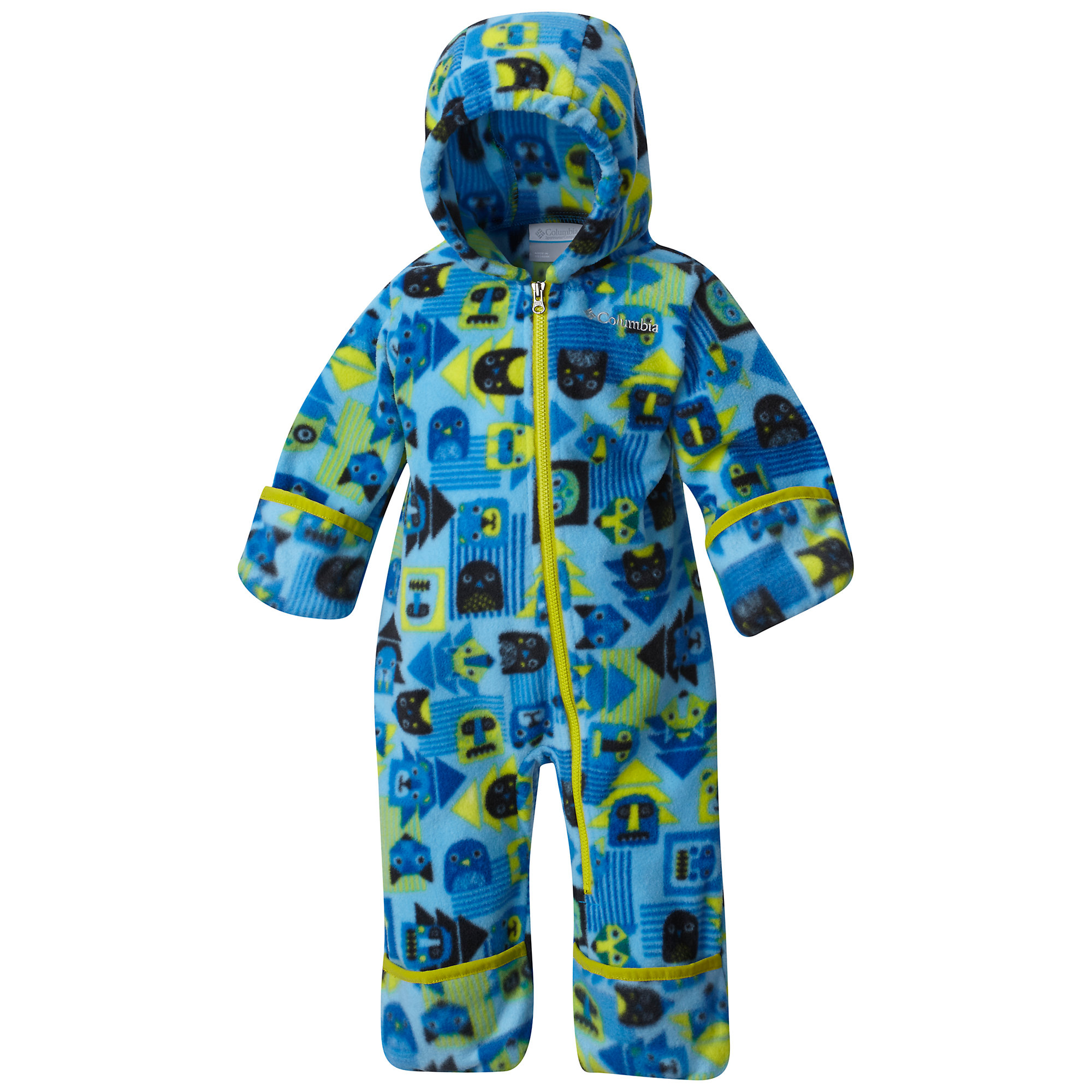 photo: Columbia Kids' Snowtop Bunting II kids' snowsuit/bunting
