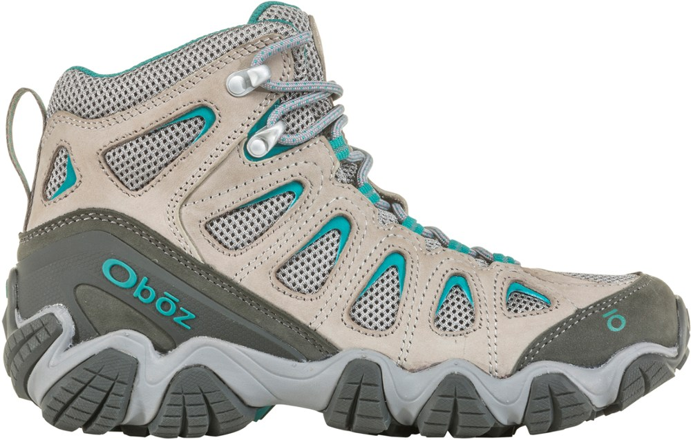 photo: Oboz Women's Sawtooth II Mid hiking boot