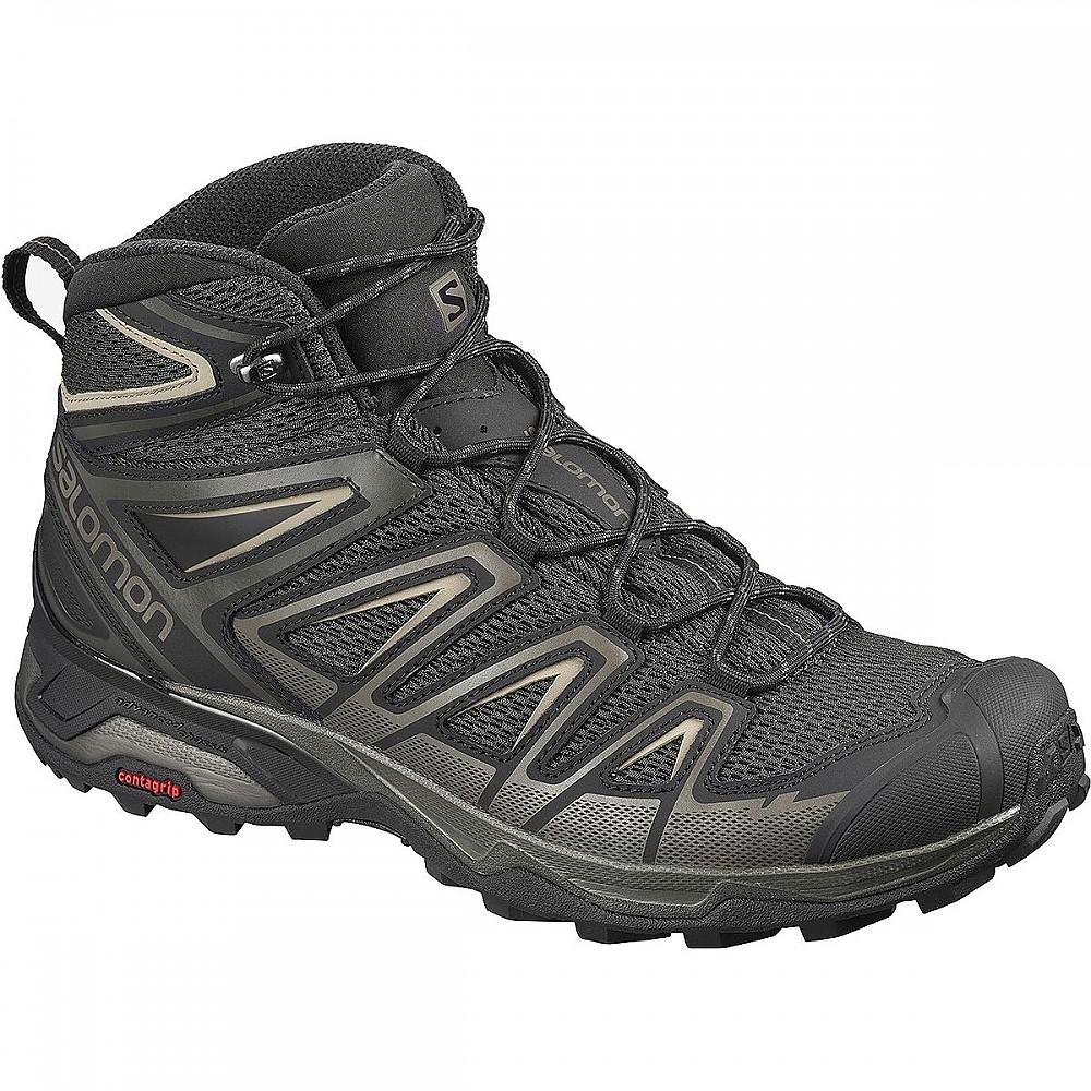 photo: Salomon X Ultra Mid 3 Aero hiking boot