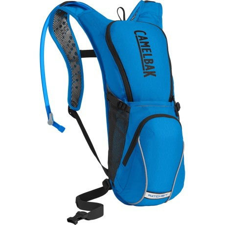 photo: CamelBak Ratchet 100 oz hydration pack