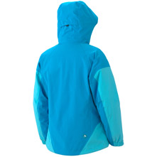 photo: Marmot Women's Tamarack Component Jacket component (3-in-1) jacket