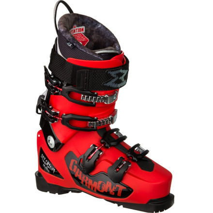 photo: Garmont Delirium alpine touring boot