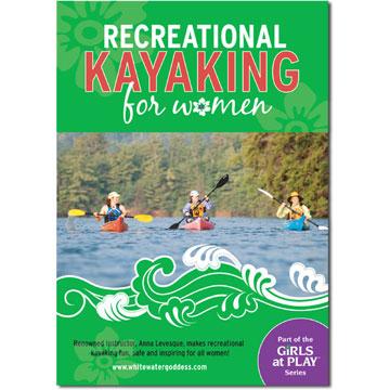 AlpenBooks Recreational Kayaking for Women