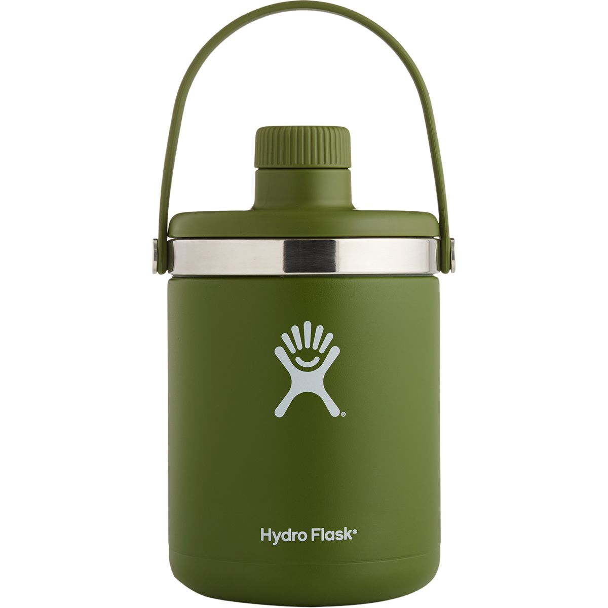photo: Hydro Flask 64 oz Oasis water bottle