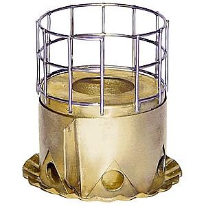 photo: Brasslite Turbo I-D alcohol stove