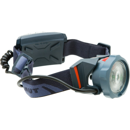 photo: Mammut X-Zoom headlamp