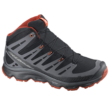 photo: Salomon Synapse Mid CS WP hiking boot