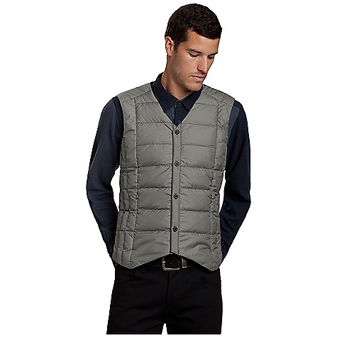 photo of a Nau down insulated vest