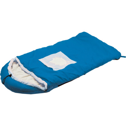 photo: Lafuma Kids' Patrol 3-season synthetic sleeping bag