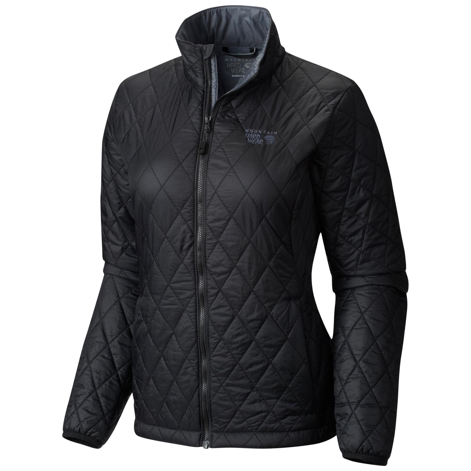 photo: Mountain Hardwear Women's Thermostatic Jacket synthetic insulated jacket