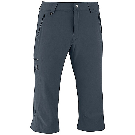 photo: Salomon Wayfarer Capri hiking pant