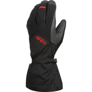 photo: Rab Icefall Gauntlet insulated glove/mitten