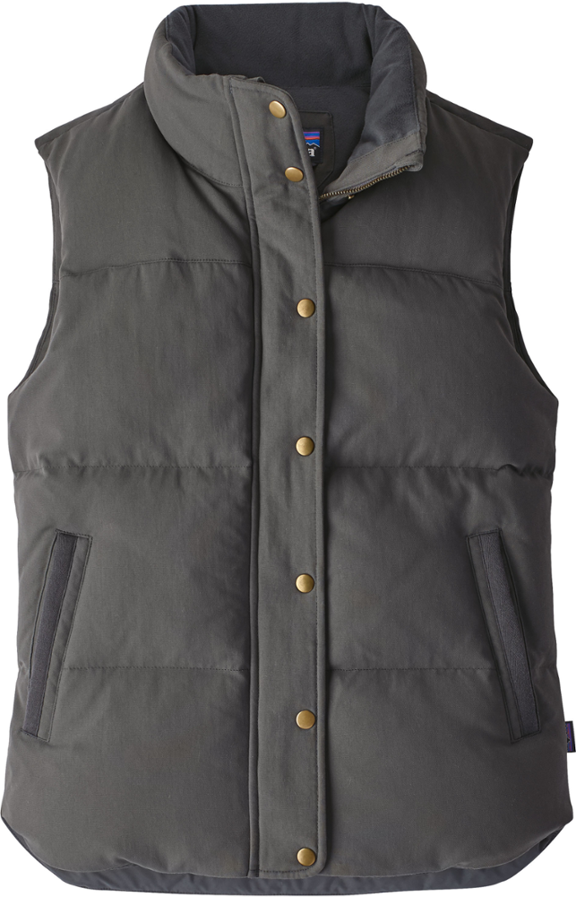 photo: Patagonia Bivy Hooded Vest down insulated vest