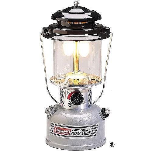 photo: Coleman Premium Powerhouse Dual Fuel Lantern fuel-burning lantern