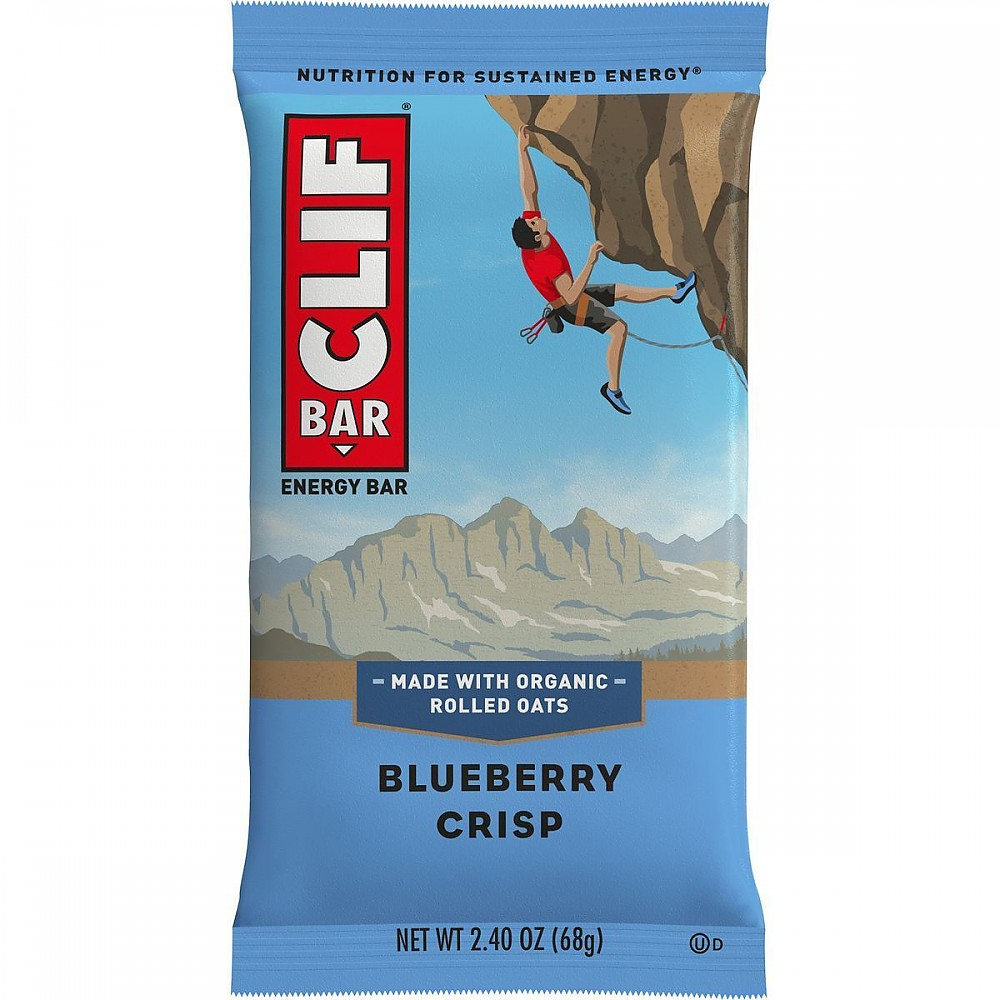photo: Clif Bar nutrition bar