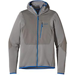photo: Patagonia Piton Hybrid Hoody fleece jacket