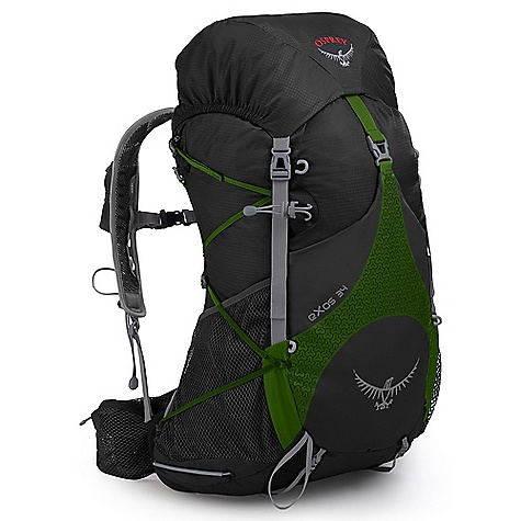 photo: Osprey Exos 34 overnight pack (2,000 - 2,999 cu in)