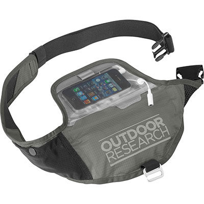 photo: Outdoor Research Sensor Dry Holster waterproof soft case