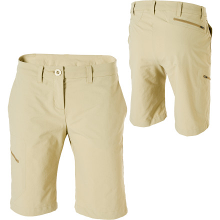 photo: ExOfficio Gallivant Short hiking short