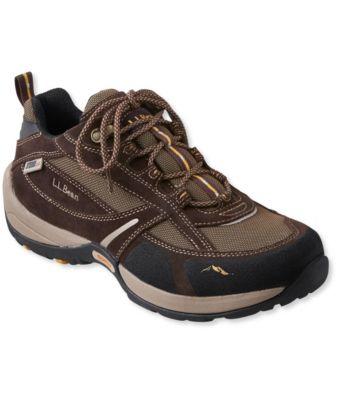 photo: L.L.Bean Bean's Waterproof Trail Model Hikers, Low-Cut trail shoe