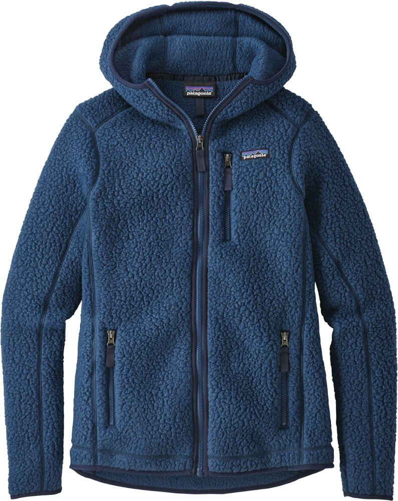 photo: Patagonia Retro Pile Hoody fleece jacket
