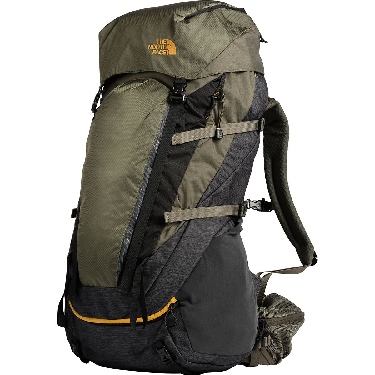 photo: The North Face Terra 65 weekend pack (50-69l)