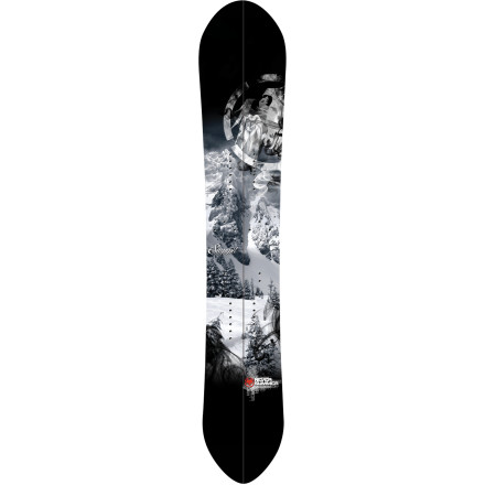 photo: Never Summer Summit Custom Split splitboard