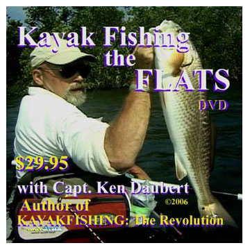 AlpenBooks Kayak Fishing the Flats