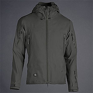 photo: TAD Stealth Hoodie LT soft shell jacket