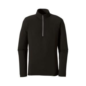 photo: Patagonia Men's Wool 3 Zip Neck base layer top