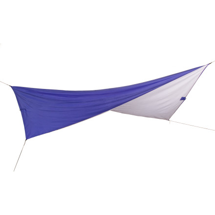 photo: Hammock Bliss All Purpose Shelter tarp/shelter