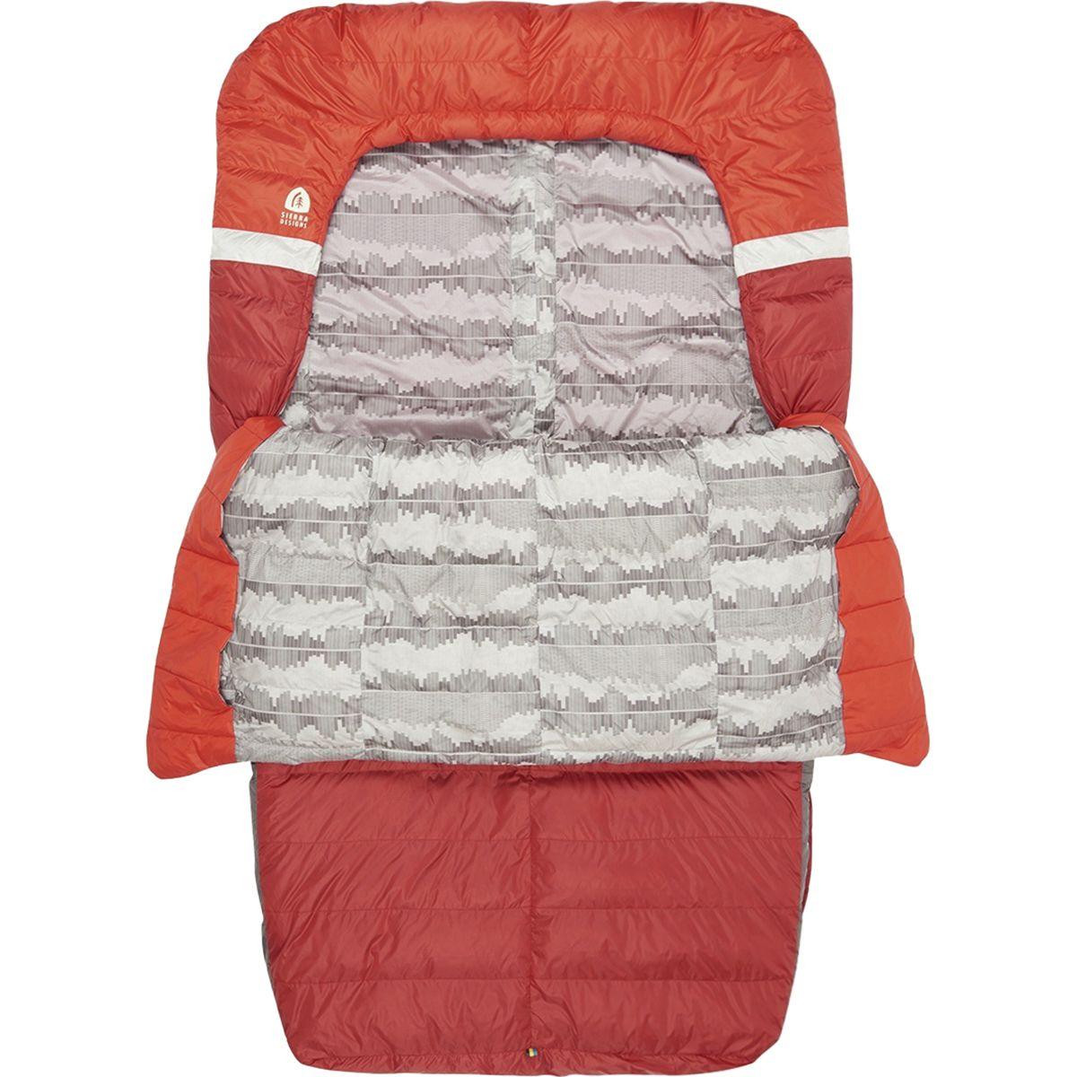 Sierra Designs Backcountry Bed Duo 20 / 700 DriDown