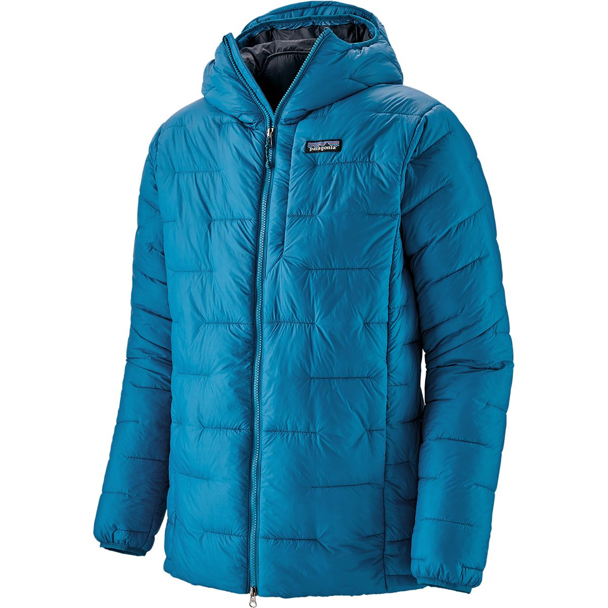 photo: Patagonia Macro Puff Hoody synthetic insulated jacket