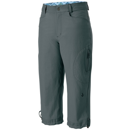 photo: Isis Marcy Capri hiking pant