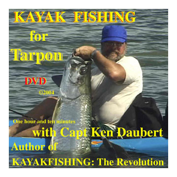 AlpenBooks Kayak Fishing for Tarpon