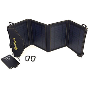 photo of a SunJack electronic