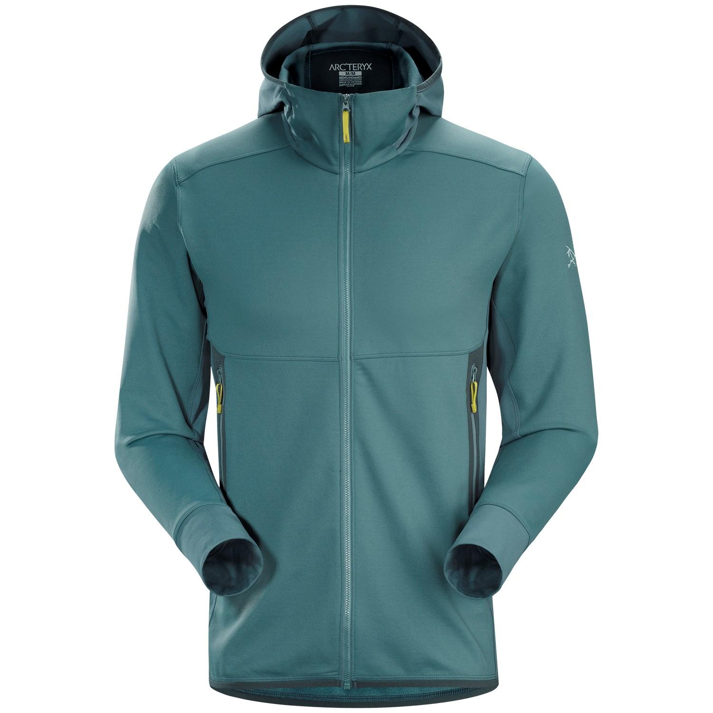 photo: Arc'teryx Amaran Hoody fleece jacket