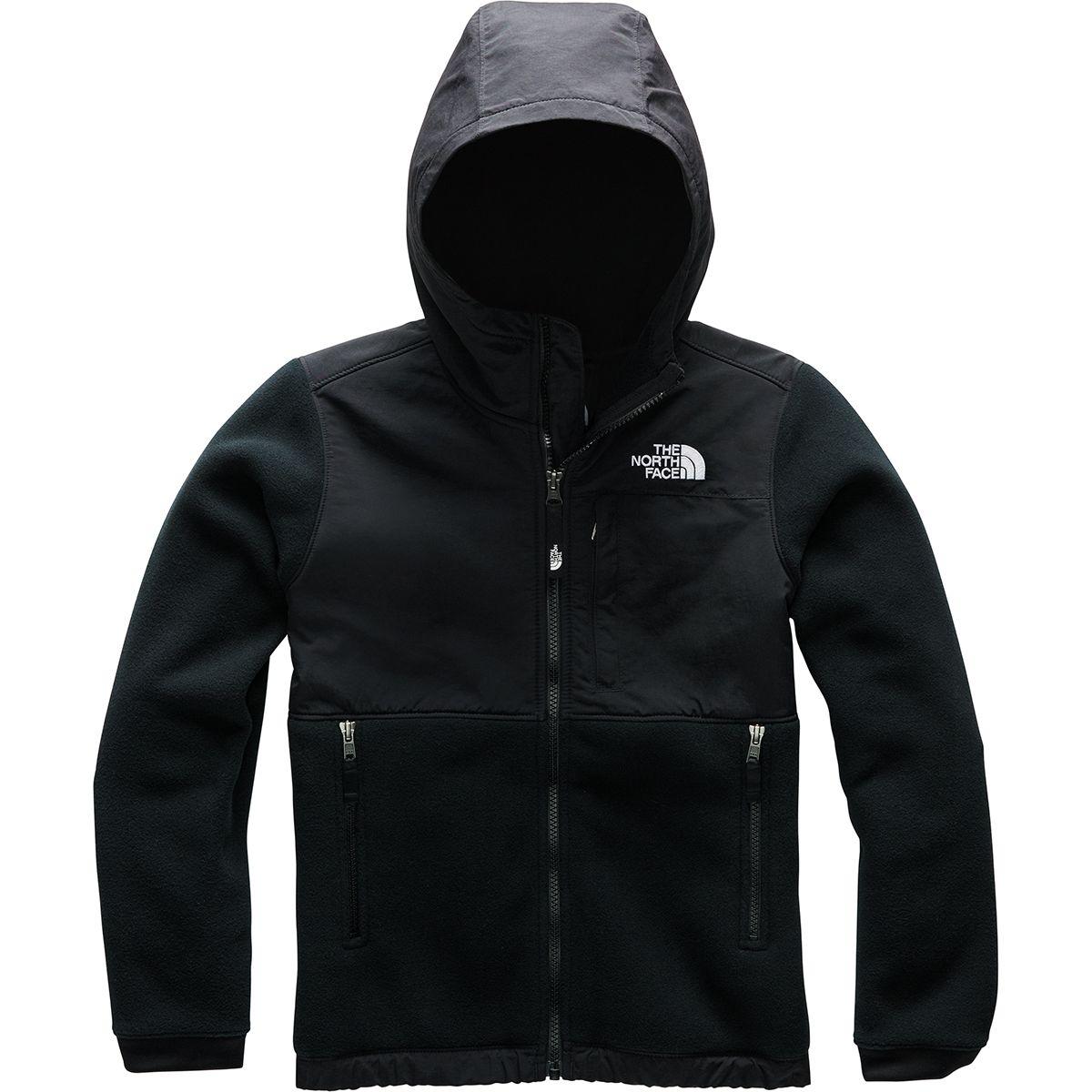 photo: The North Face Boys' Denali Hoodie fleece jacket