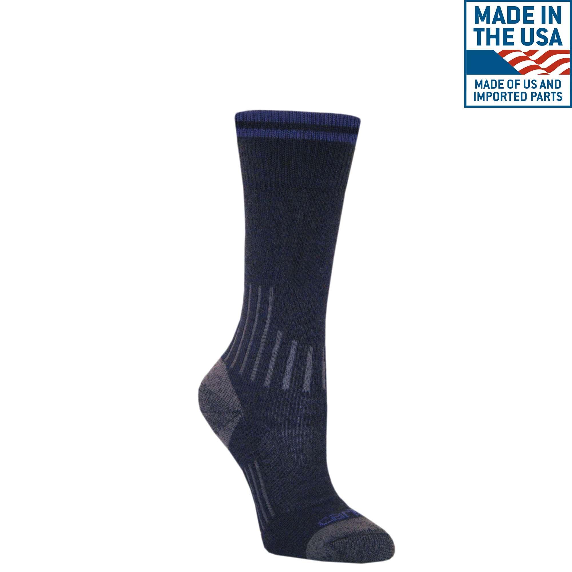 photo: Carhartt Work-Dry Blister Guard liner sock