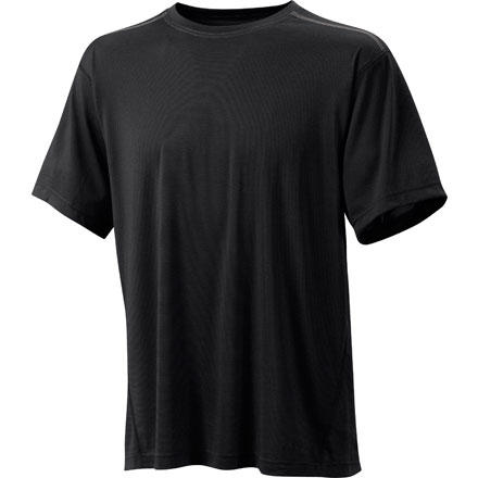 photo: Columbia Men's Omni-Dry Mountain Tech Short Sleeve Tee short sleeve performance top