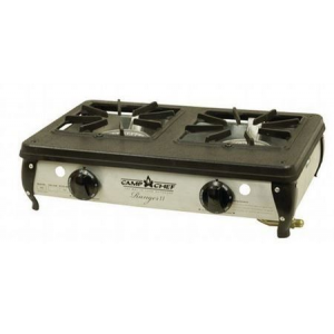 Camp Chef Ranger Two-Burner Stove