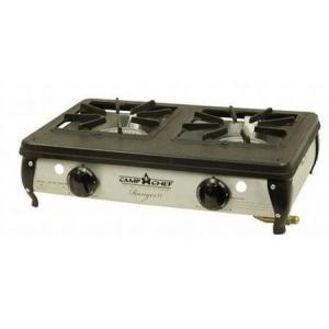 photo: Camp Chef Ranger Two-Burner Stove camp stove