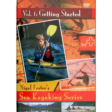 photo: AlpenBooks Nigel Foster's #1: Getting Started paddling book