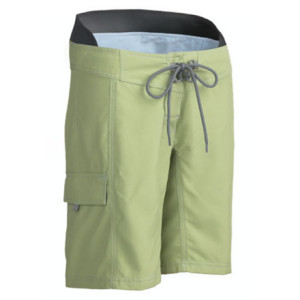 photo: Immersion Research Women's Neoprene Guide Short paddling short